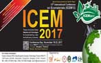 The 13th International Conference on Ecomaterials (ICEM13)